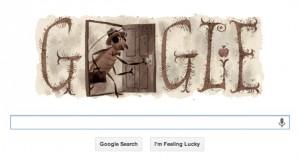 Franz-Kafka-Google-Doodle
